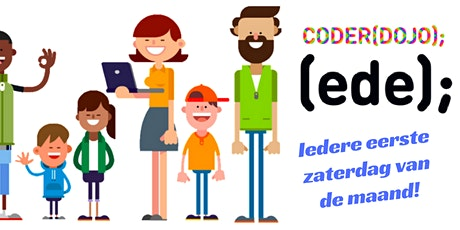 Coderdojo Ede #44 tickets