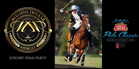 1st Annual Million Dollar Mingle Luxury Polo Party tickets