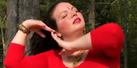 Kundalini Rhythms Dance: Sacred Dance - Weekly  Class tickets