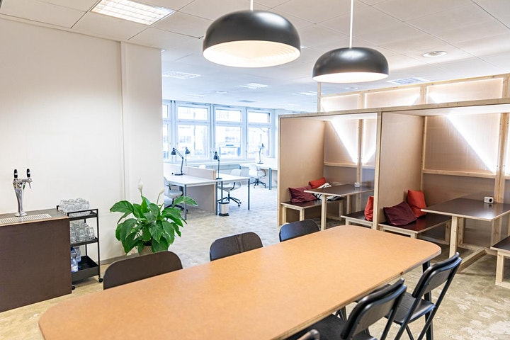Free Coworking Trial Day at Impact Hub Basel image