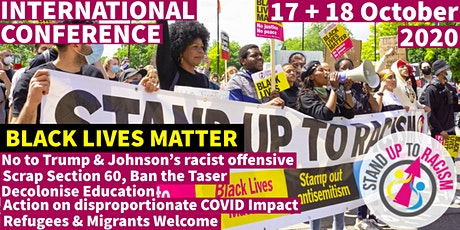 Stand Up To Racism International Conference tickets