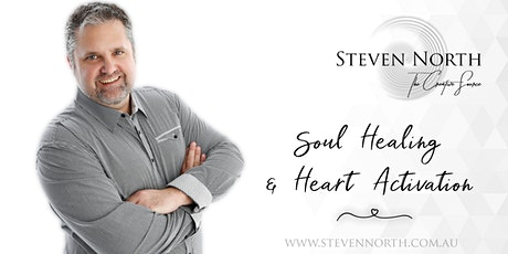 Soul Healing & Heart Activation with Steven North tickets