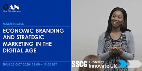 Economic Branding and Strategic Marketing in the Digital Age tickets
