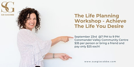 The Life Planning Workshop tickets