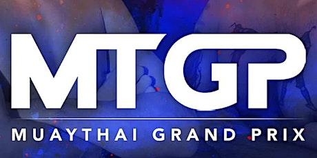 Muay Thai Grand Prix tickets