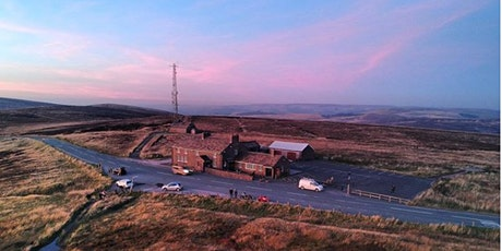 Work in progress tour of the Cat & Fiddle - including drinks tickets