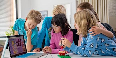 FabLabKids: Robotik und Programmierung für Einsteiger 3-teilig (9-11 Jahre) Tickets