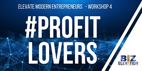 #PROFIT.LOVERS - planning for profit & finding profit in your business tickets