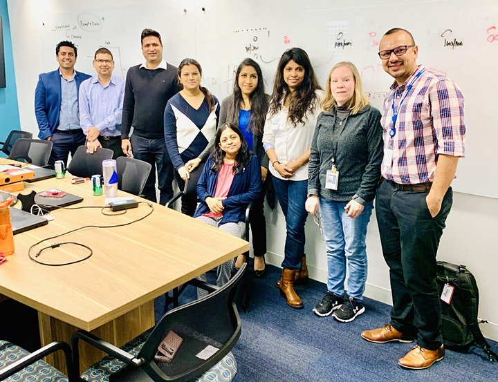 Data Science and Machine Learning Cohort in Mississauga image