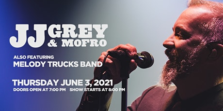 JJ Grey & Mofro Featuring  Melody Trucks Band tickets