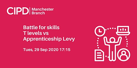 Battle for Skills: T Levels vs Apprenticeship Levy | L&D Cake Camp tickets