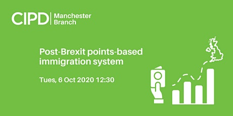 Post-Brexit points-based immigration system | Webinar Mills & Reeve LLP tickets