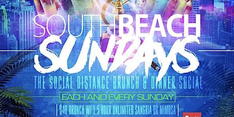 South Beach Sunday's Brunch & Dinner Social @ Cavali tickets