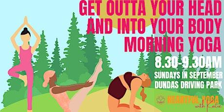 Dundas Community Yoga tickets