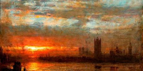 Facebook LIVE Paint 'Westminster Sunset' tickets