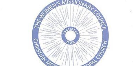 NY-Washington WMS Missionary Institute 2020 Registration tickets