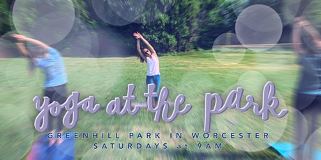 Yoga at Green Hill Park tickets
