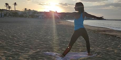 Yoga online boletos