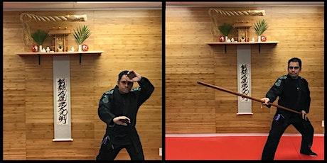 Traditional Japanese Martial Arts (Ninja & Samurai) tickets
