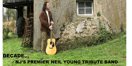 Neil Young Tribute by Decade tickets