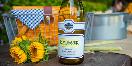 Chardonnay All Day!...The Rombauer Lunch Event tickets
