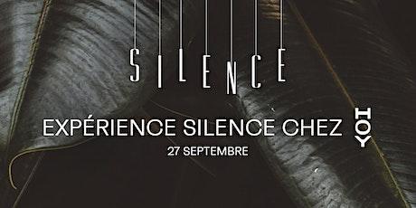 Atelier Silence, chez HOY Paris billets