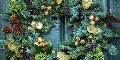 Festive wreath making with The Flower Hut Bristol CHEW STOKE tickets