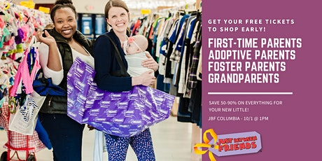 JBF  First Time Parents, Grandparents, Foster and Adoptive Parents Presale tickets