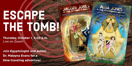 Escape the Tomb! tickets