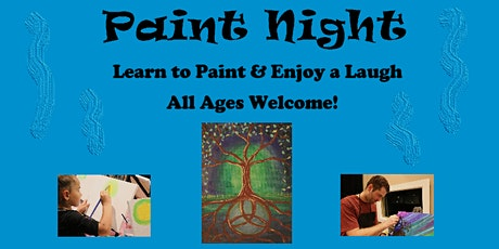 Paint Night @ Jay C's Diner!  -- Covid Safe & Kid Friendly! tickets