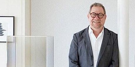 OFFSITE: Spotlight with Zahid Sardar: Interior Designer Gary Hutton tickets