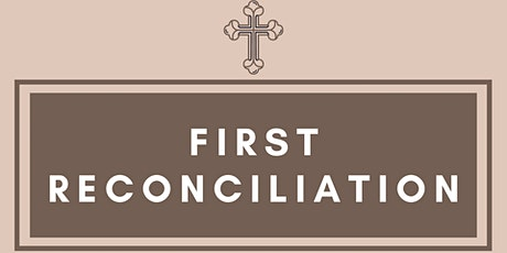 September 18, 23, 25,30 @ 7PM First Reconciliation tickets