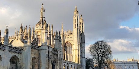 Virtual Tour of Cambridge tickets
