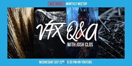 VFX Q&A with Josh Clos tickets
