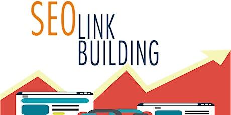 SEO Link Building Strategies for 2020 [Free Webinar] Raleigh tickets