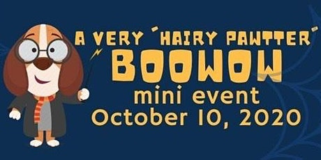A Very 'Hairy Pawtter' Boo Wow! tickets