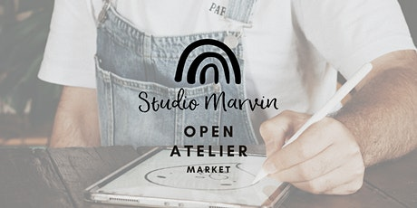 Studio Marvin Atelier Market tickets