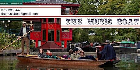 Musical Boat Trip tickets