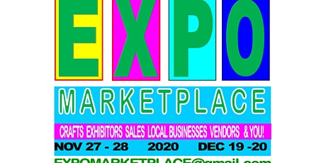 art craft decor gift exhibitors: EXPO,  Oakland Mall, Troy, Dec 19-24, 2020 tickets