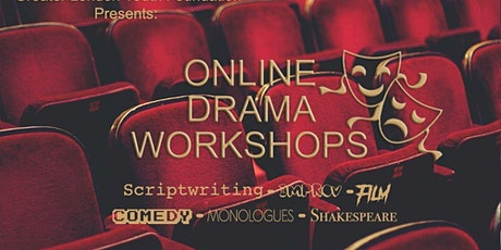 Online Drama Workshops tickets