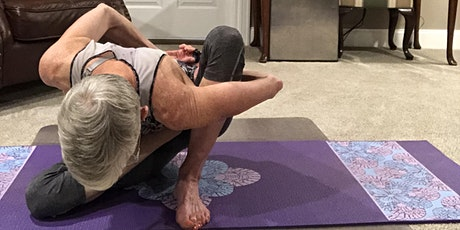 MSH Yoga at Home! Deep Stretch tickets