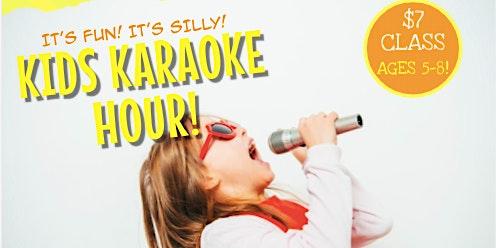 Kids Karaoke Hour