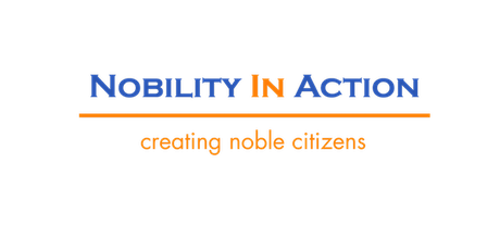 Nobility In Action Virtual Empowerment Workshops For Teens - Session 8 tickets