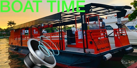 BOAT TIME tickets