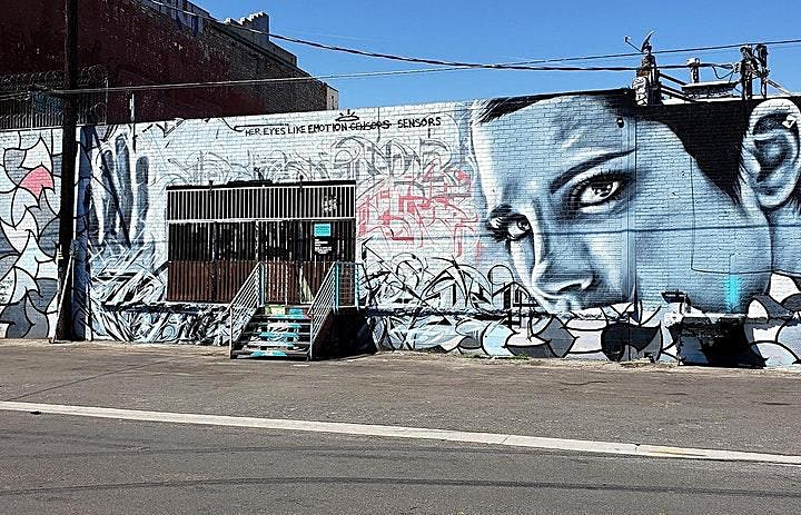 Free LIVE-VIRTUAL Graffiti and Mural tour of Los Angeles image
