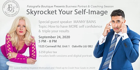 Skyrocket Your Self-Image tickets