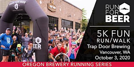 Trap Door Brewing 5k Fun Run tickets