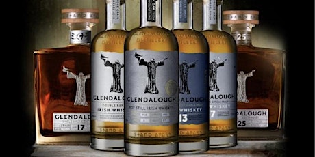 Glendalough Irish Whiskey Virtual Tasting tickets