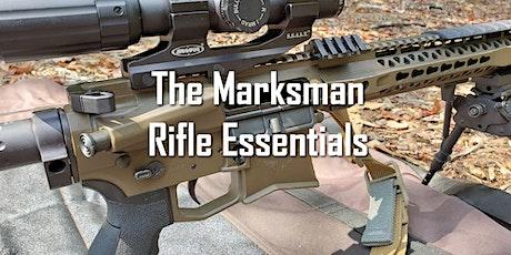 July 2021 The Marksman Rifle Essentials tickets