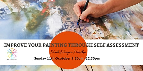 Improve your Painting through Self Assessment tickets